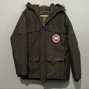 Canada Goose Duck Down Expedition Parka Coat